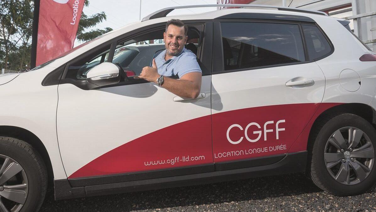 La LLD de véhicules, l'atout performance des pros proposé par CGFF