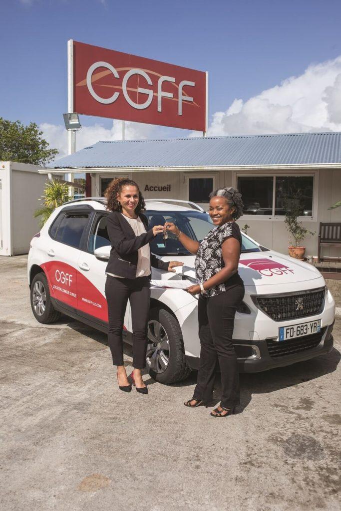 Jennifer Birba - directrice CGFF - LLD en Martinique