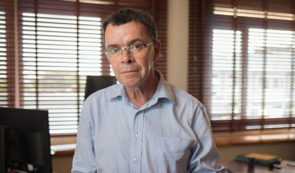 Joel Quiniou - directeur général - CGSS Martinique