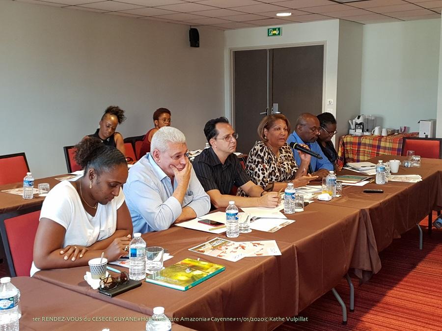 Séminaire - Projet de société Guyane