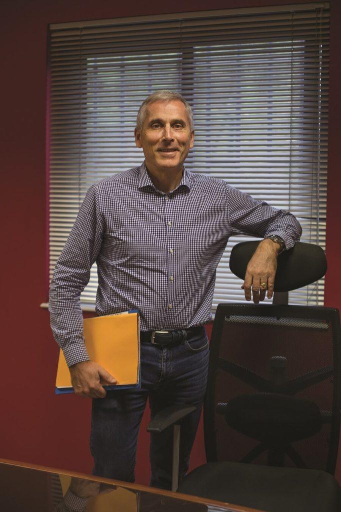 Philippe de Franciosi - directeur région Martinique et Guyane et responsable Grands Comptes - Ecofip