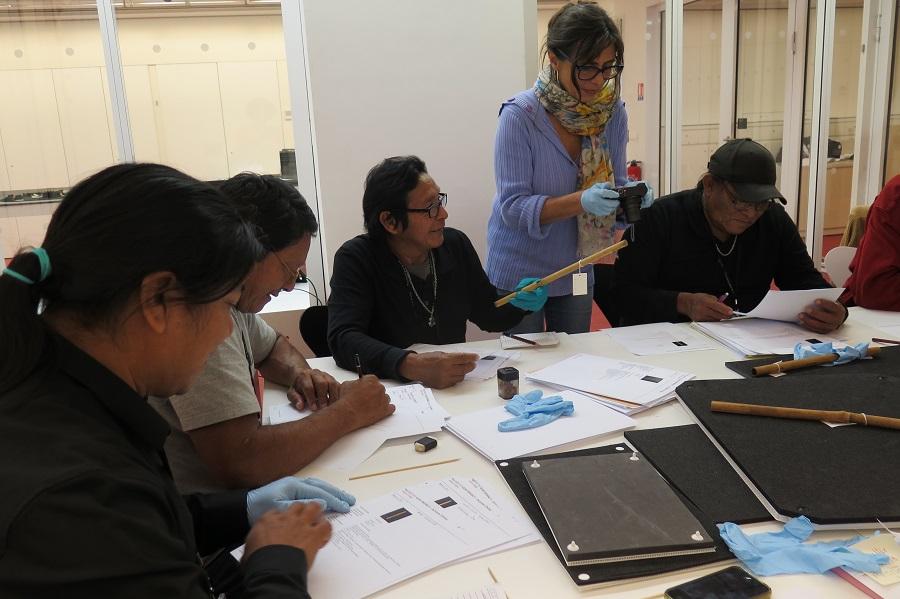 Groupe de recherche - Projet SAWA - Guyane