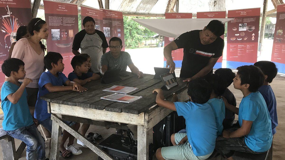 SAWA, promouvoir et transmettre les savoirs wayana-apalaï