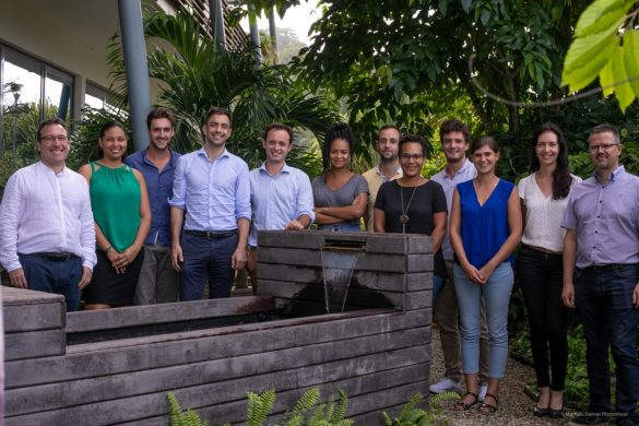 Equipe - Voltalia Guyane