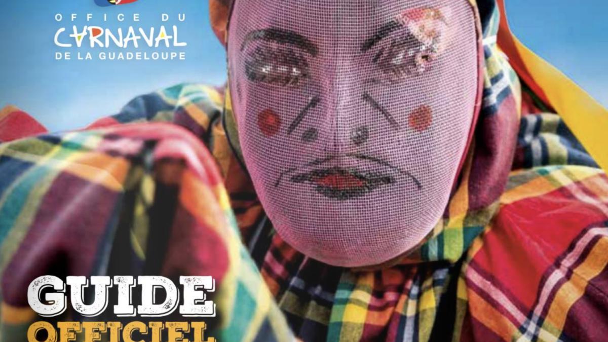 Le guide officiel du Carnaval de Guadeloupe est là !