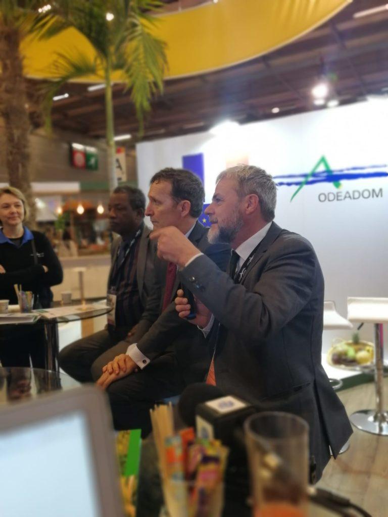 Intervention de l'ODEADOM - Salon de l'agriculture 2020