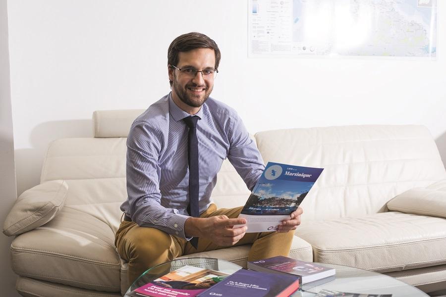 Nicolas Picchiottino - directeur AFD Martinique