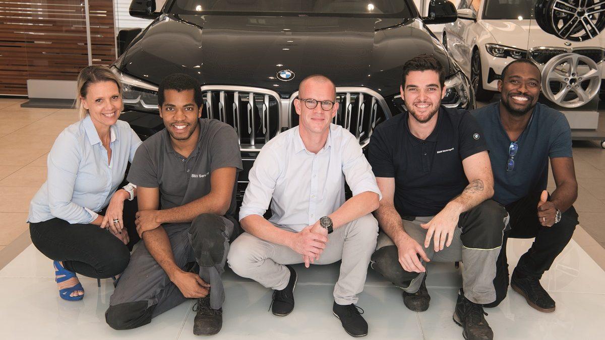 Véhicules BMW et Mini à Saint-Martin, avec la concession ASM