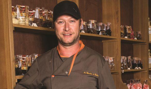 Nicolas Bel - Créateur des Chocolats de Balata