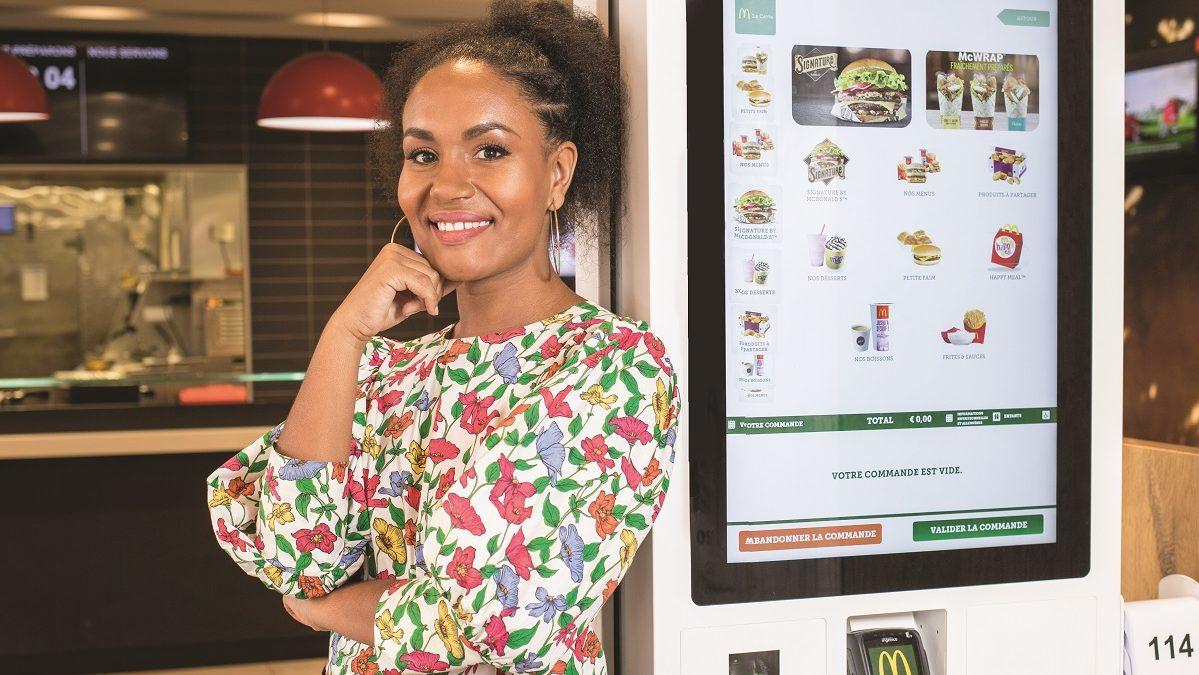 Ina Martin, une passion communicative chez McDonald's Martinique