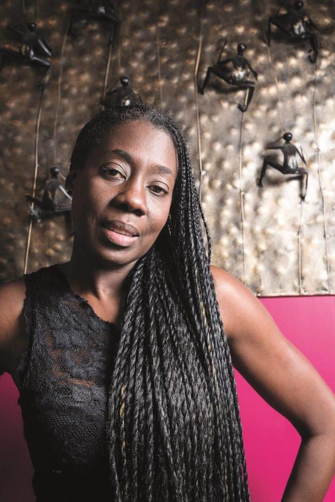 Sabrina Petit-Le-Brun - créatrice Morpho Concept Kaz Ambiance - Guadeloupe