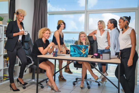 Femmes en entreprise - Collaboratrices de Madinmag