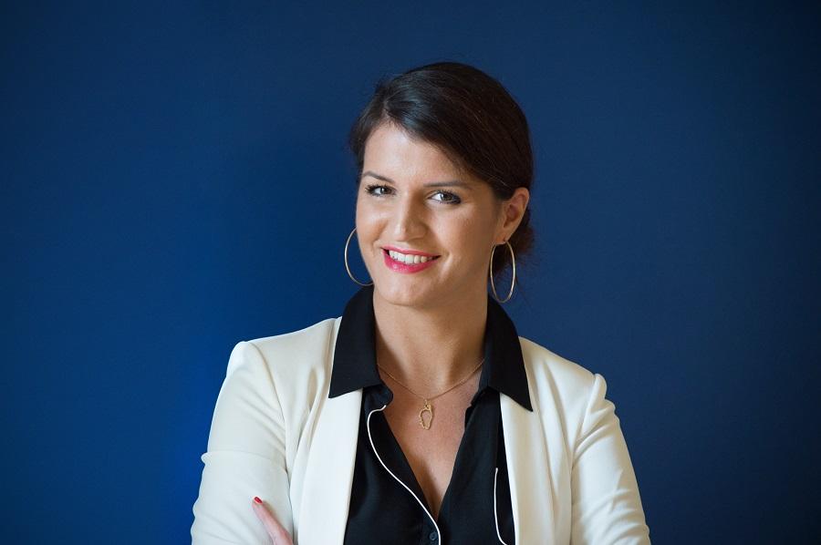 Marlène Schiappa - secrétaire d'Etat chargée de l'Égalité entre les femmes et les hommes