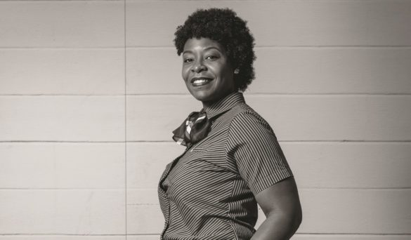Martine Joseph - directrice McDonald's Milenis - Guadeloupe