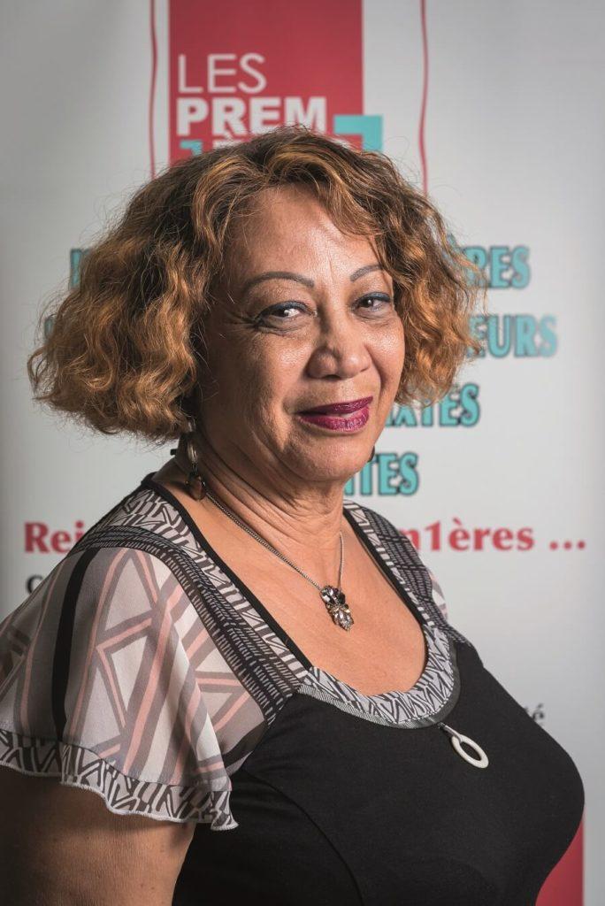 Annick Solvar Désirée - Réseau Premières de Guadeloupe