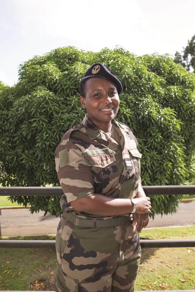 Delphine - Psychologue - RSMA Martinique
