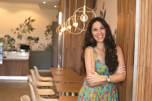 Alexandra Guerin - creatrice Le Saladier Bio