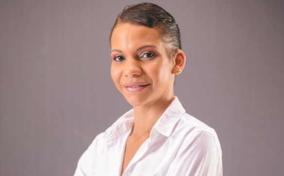 Frederique Dispagne -directrice des opérations - Vatel Martinique