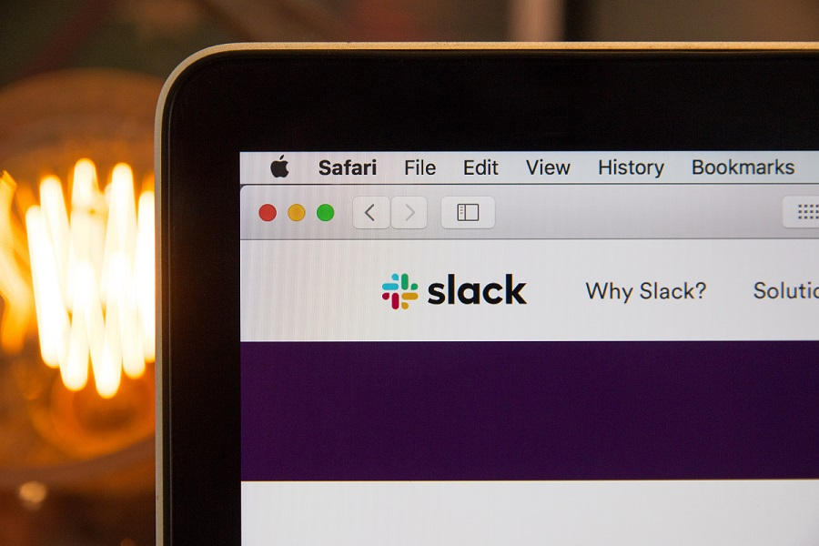 Slack - outil digital collaboratif