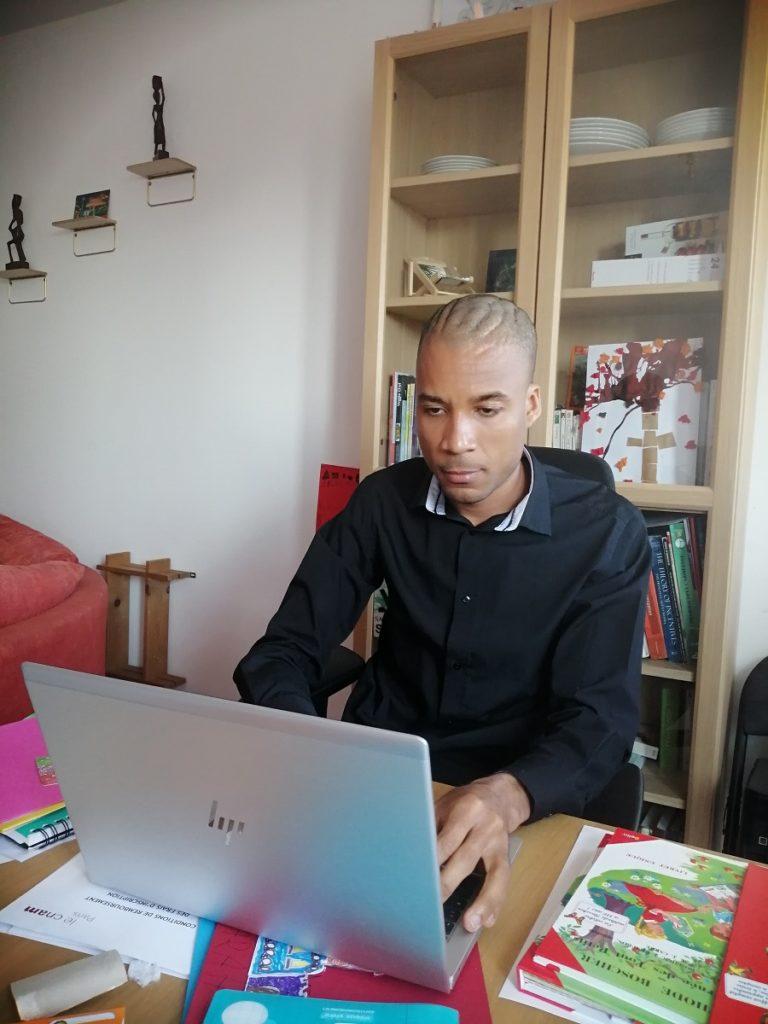 Diego Delissaint - membre du réseau JOM