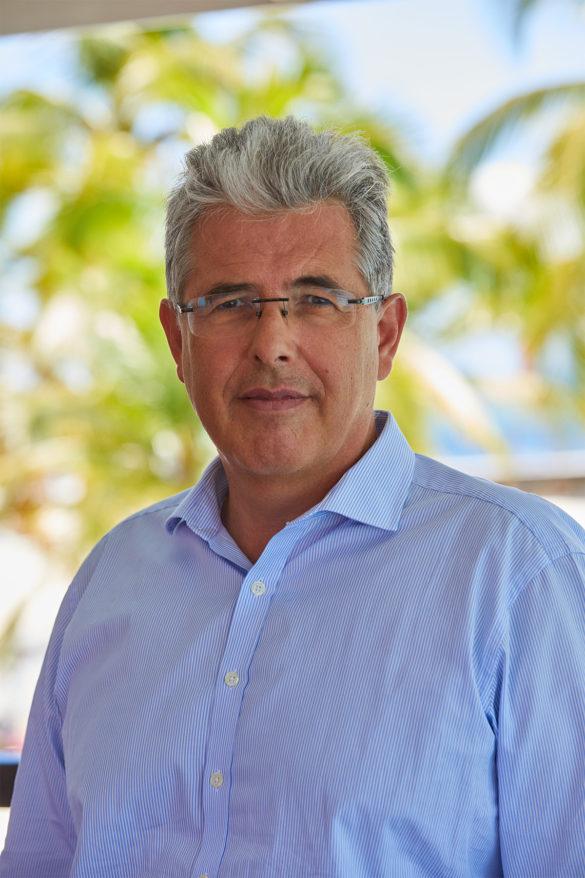 Thierry Kergall - directeur Orange Caraibe