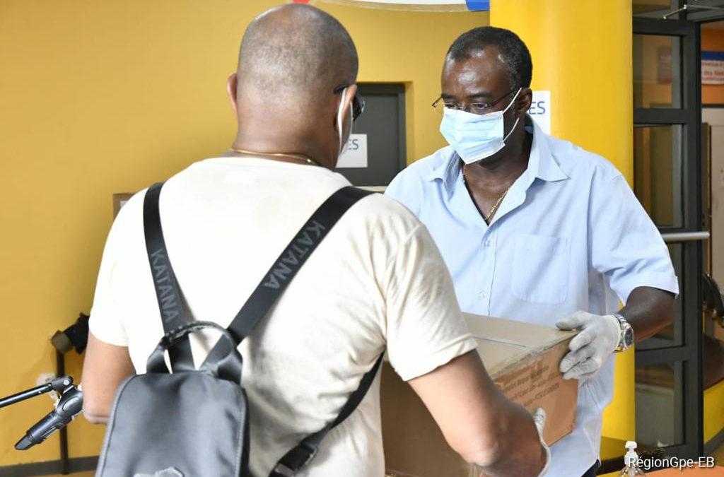 Préparer l'après Covid-19 : 5 mesures phares de la Région Guadeloupe