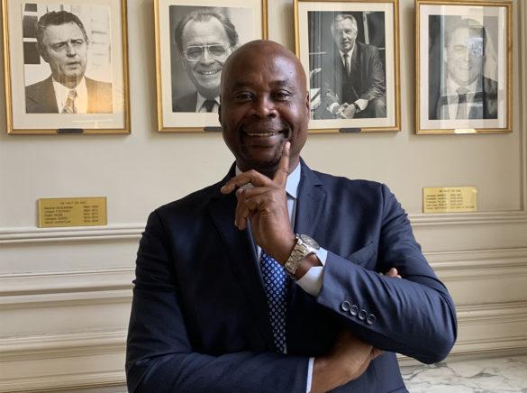 Rodrigue Dufeal - directeur partenaires et contact client - CAF Martinique