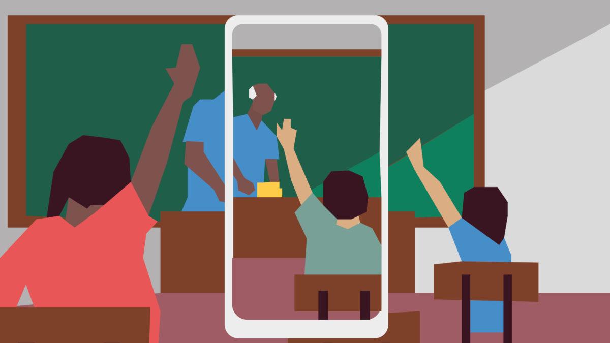 Le challenge de la continuité pédagogique, journal d'une enseignante