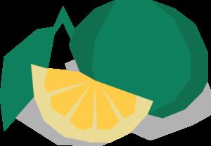 Illustration citron