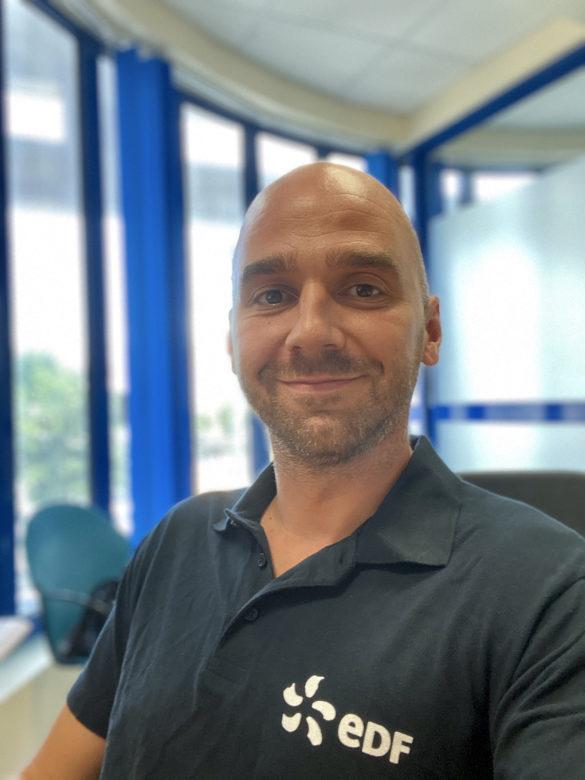 Romain Effray - EDF Martinique