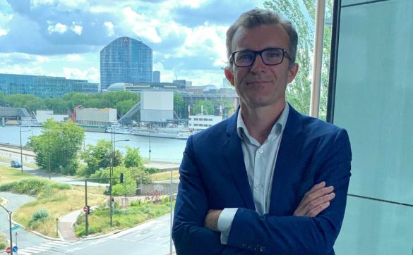 Thomas Jayet - directeur général Canal+ Télécom
