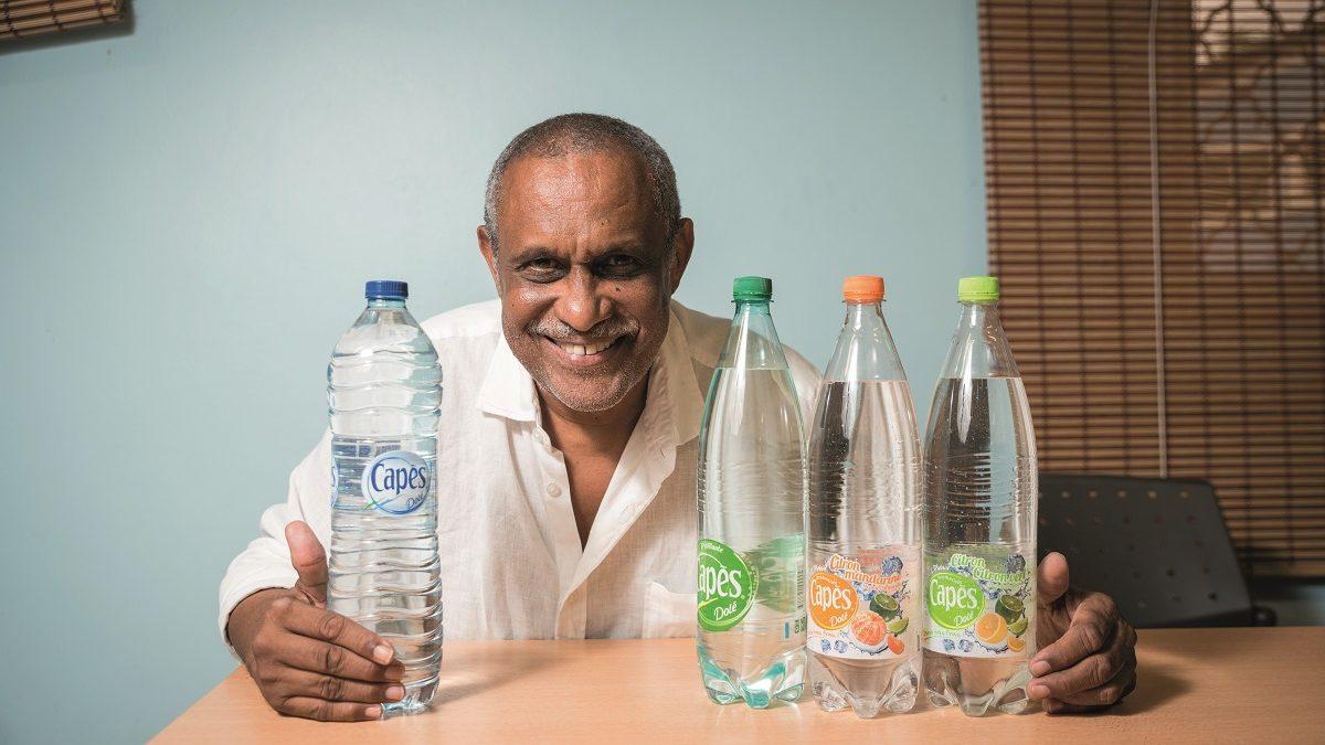 Capès Dolé, pour le recyclage du plastique et l'eau potable pour tous