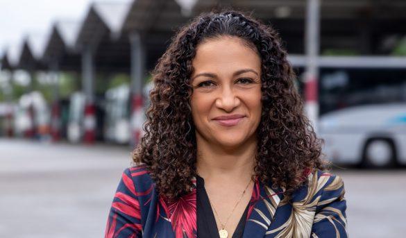 Carine Sinai-Bossou - présidente CCI Guyane