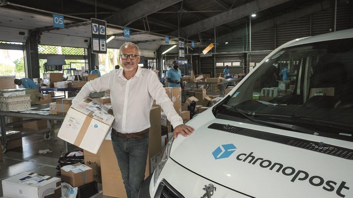 Chronopost, des solutions de transport adaptées aux producteurs locaux