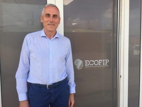 Philippe de Franciosi - directeur régional Martinique Guyane - ECOFIP