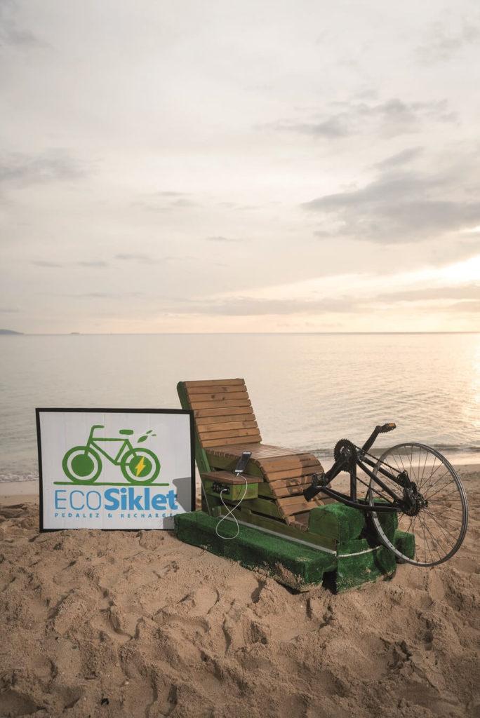 Projet Eco-Siklet - MOUVANCES CARAIBES Guadeloupe