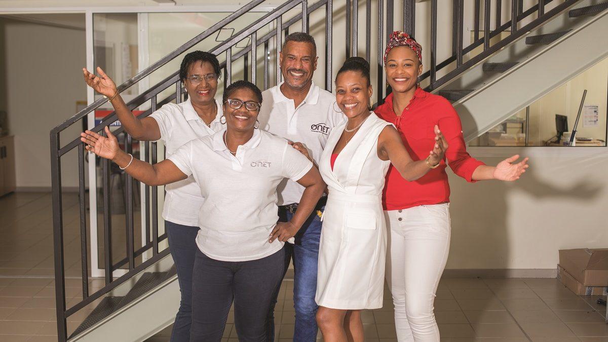 ONET Services Antilles, une entreprise engagée pour l'emploi local