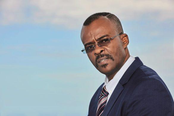Ary Chalus - président de la Région Guadeloupe