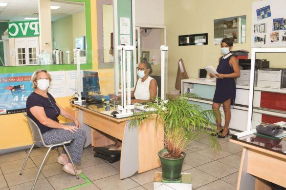 Accueil de Samir Industrie - Martinique