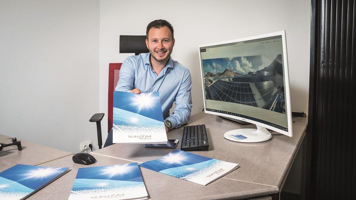 Sundom Invest, l'autonomie énergétique par la production d'énergie solaire