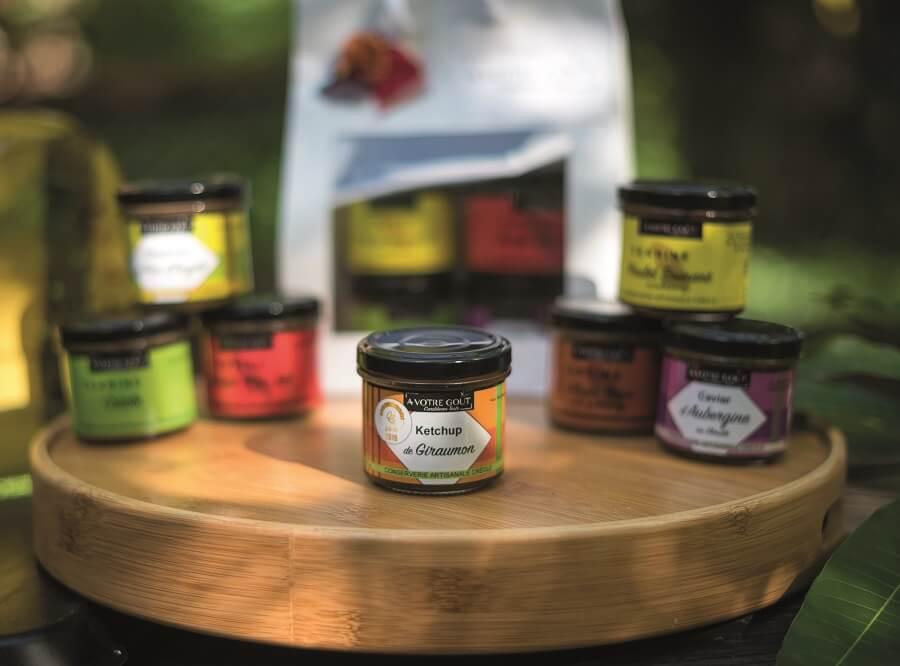 Conserverie artisanale - A votre goût - Martinique