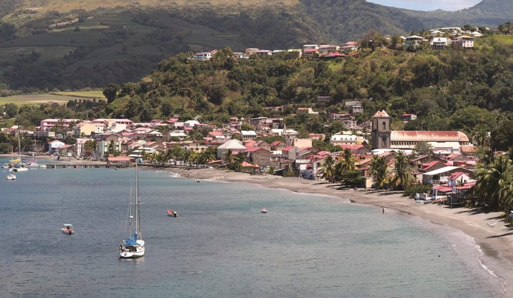 Baie de Saint Pierre - Martinique