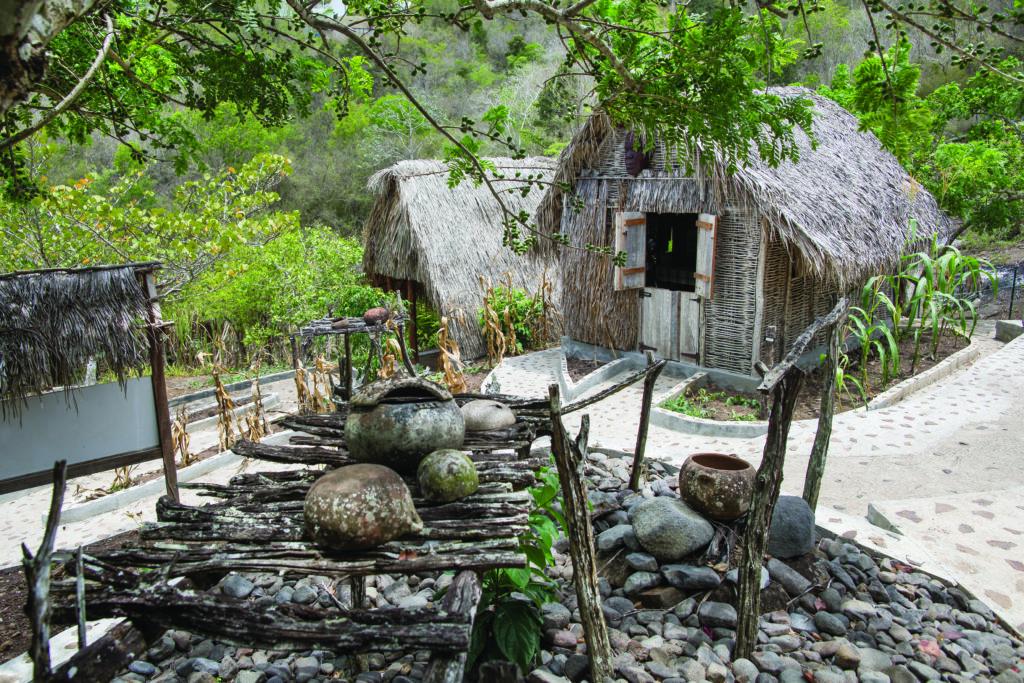 La savane des esclaves - musée à ciel ouvert - Martinique