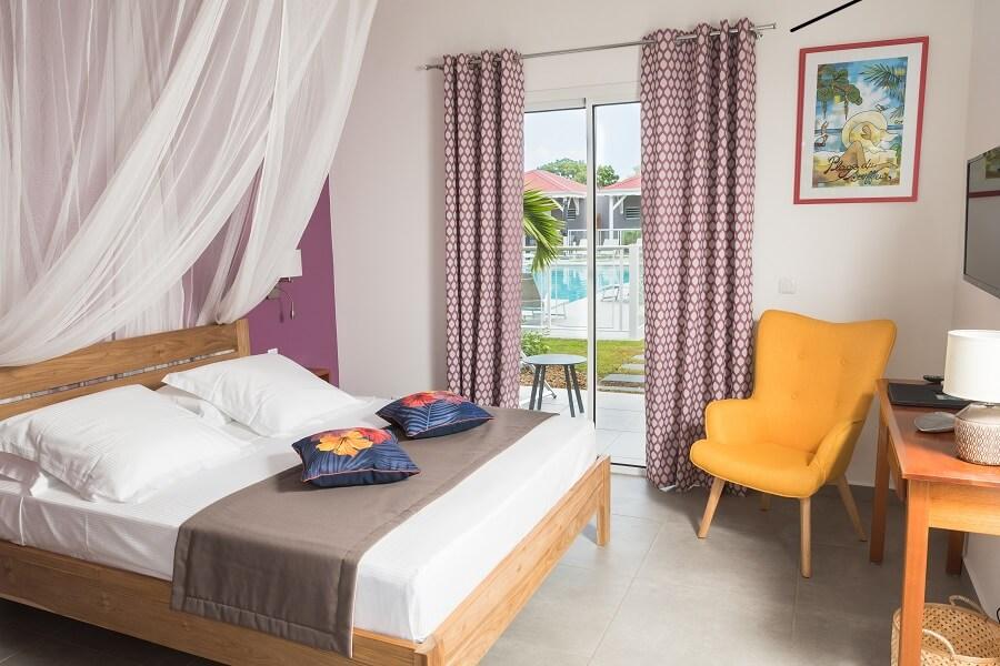 Chambre hôtel Cocotel - Saint François - Guadeloupe