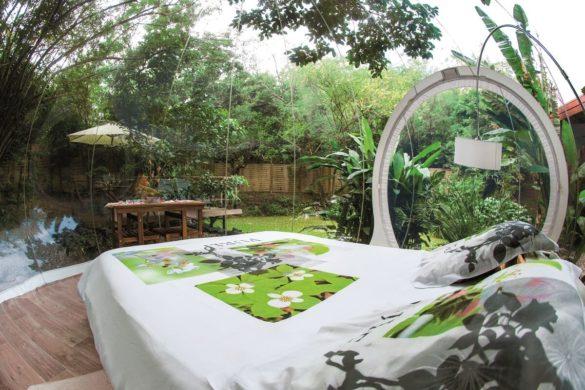 Domaine des Bulles - hébergement insolite - Martinique