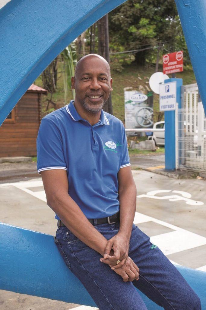 Philippe Andre - Directeur général Sucrerie Le Galion - Martinique