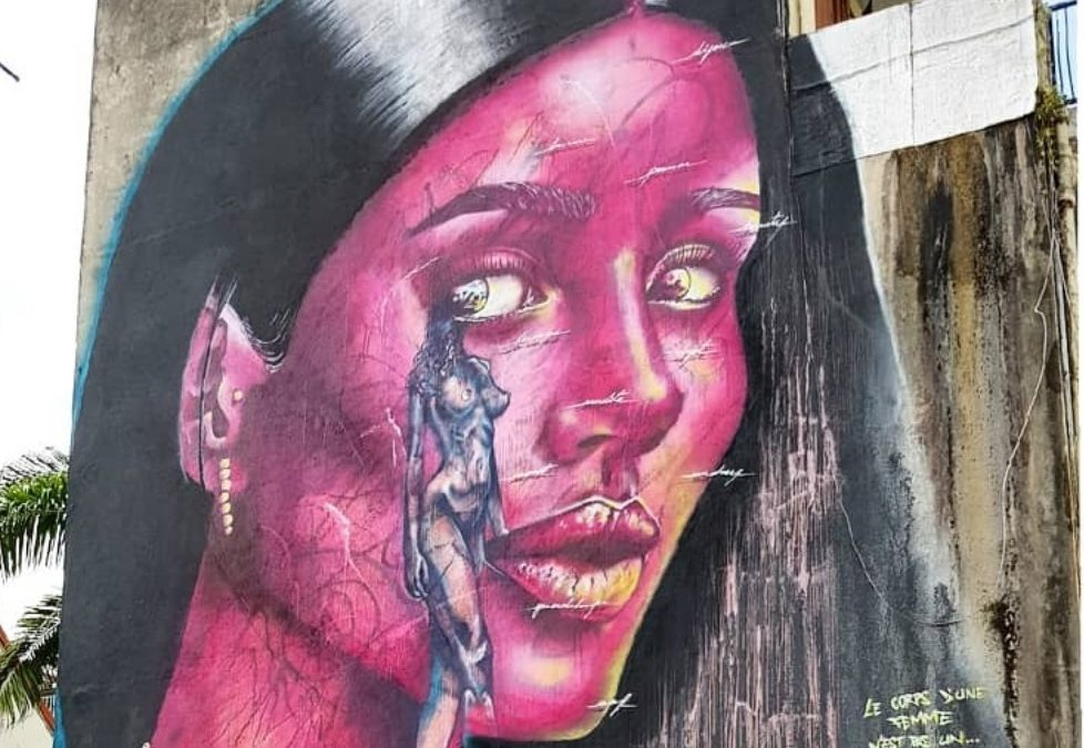 Partez en GRAFFITI TOUR avec STEEK en Guadeloupe