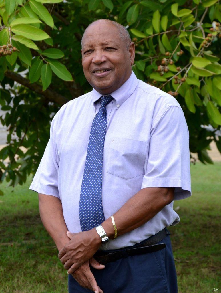 Harry Custos - économiste - président de la Fondation Face Archipel Guadeloupe