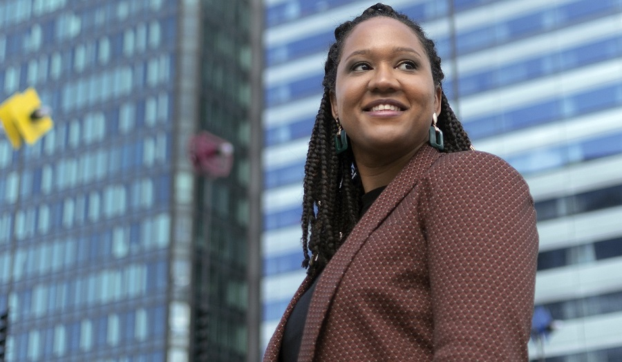 Laïza Marie - senior HR Business Partner - coach RH bénévole association Jeunesse Outre-Mer