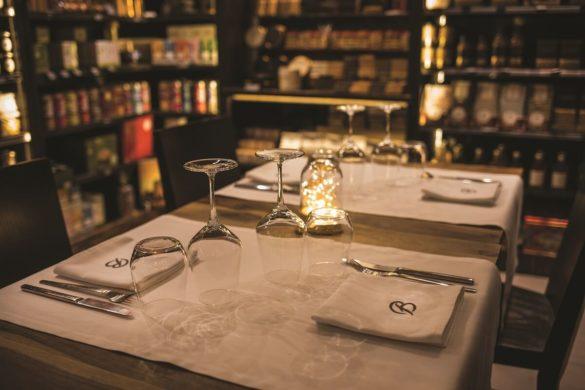 Les Fines Bouches - restaurant et épicerie fine - Fort-de-France